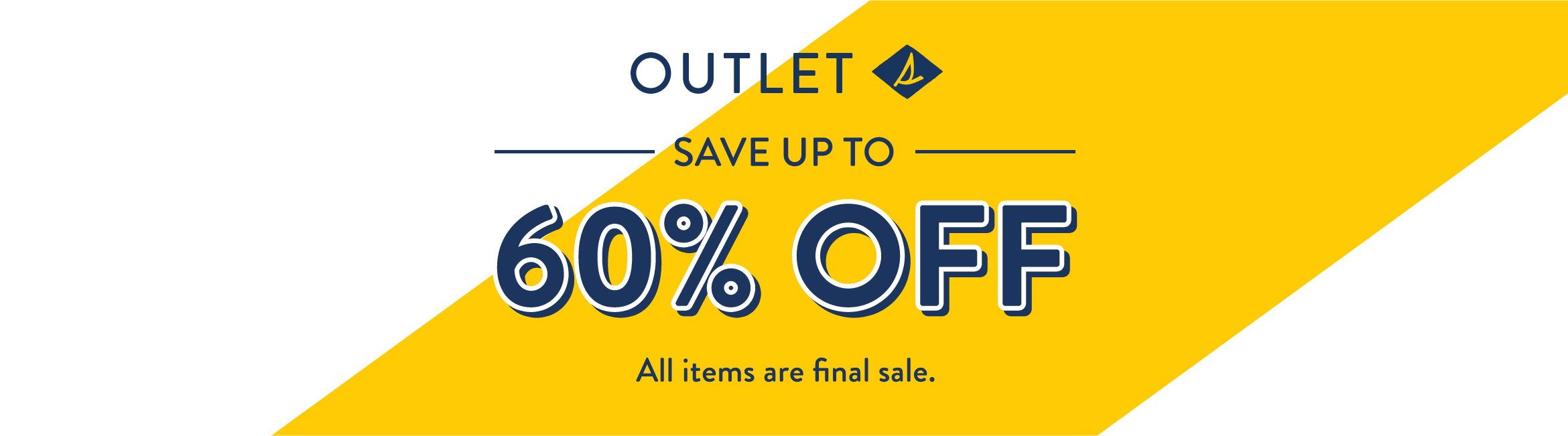 Sperry Outlet. Save up to 60% off. All items are final sale.