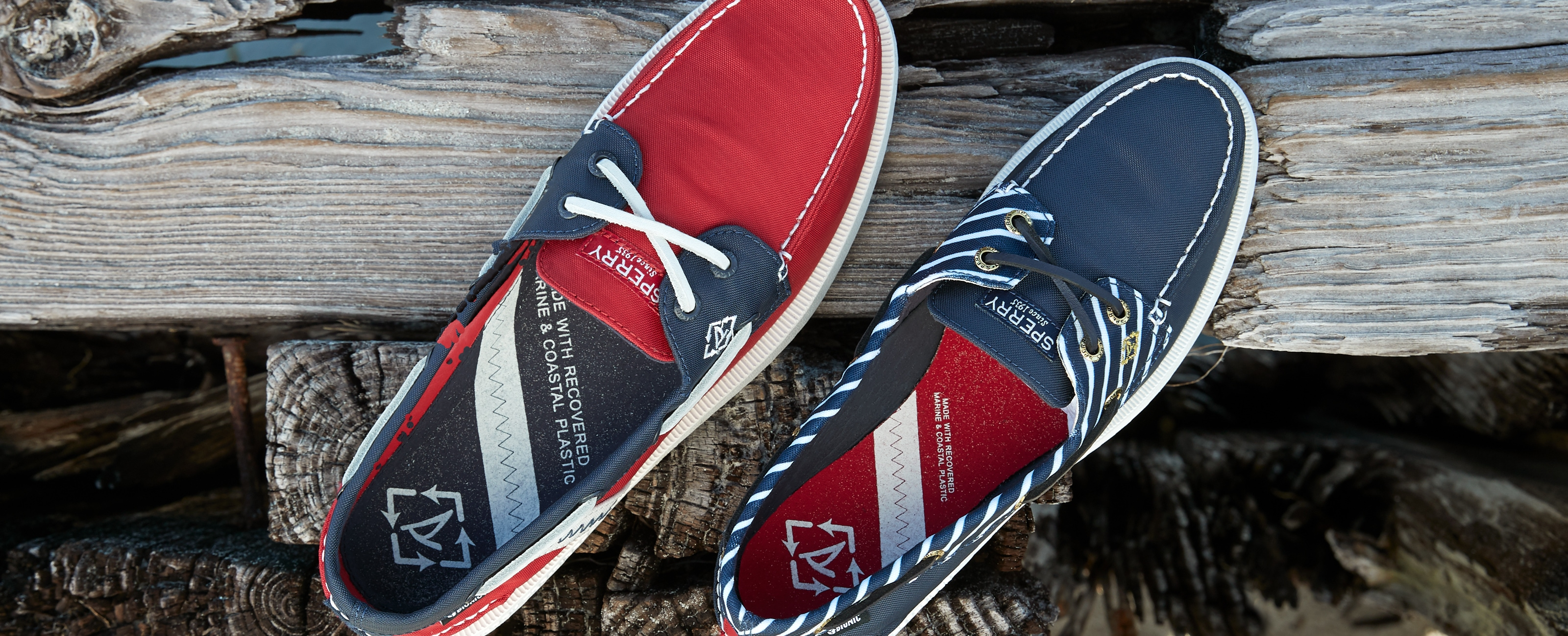 Men's and Women's Authentic Original BIONIC Boat Shoes.