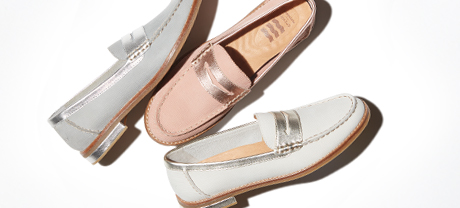 3 Sperry Seaport Shoes.