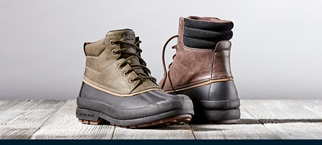 mens Sperry Cold Bay boots