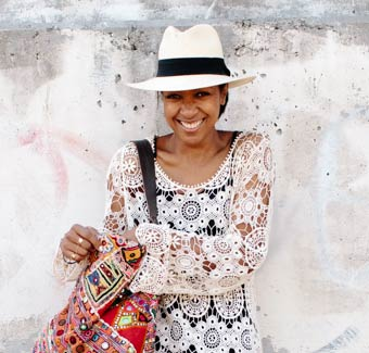 Brit Chick, Photographer and Style Scout Karen Blanchard writes about her Sperry Style.