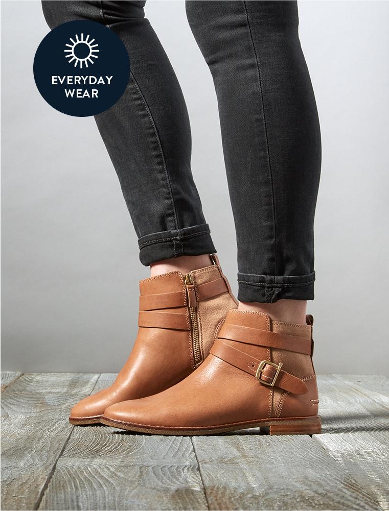 Womens Lug Boots