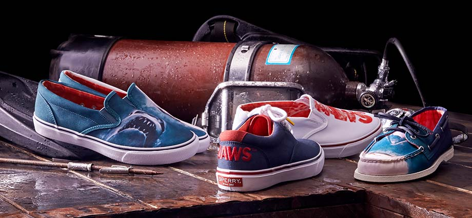 Explore Sperry x Jaws collaborations