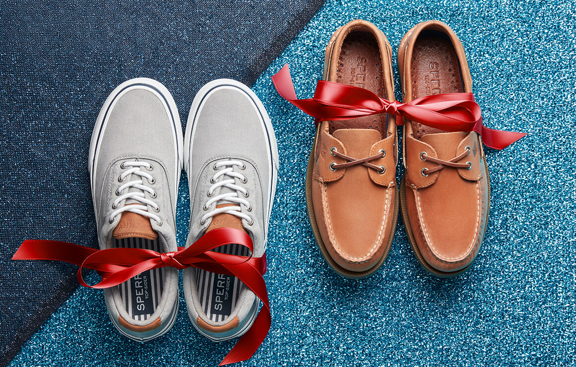 Classics tied with a bow.