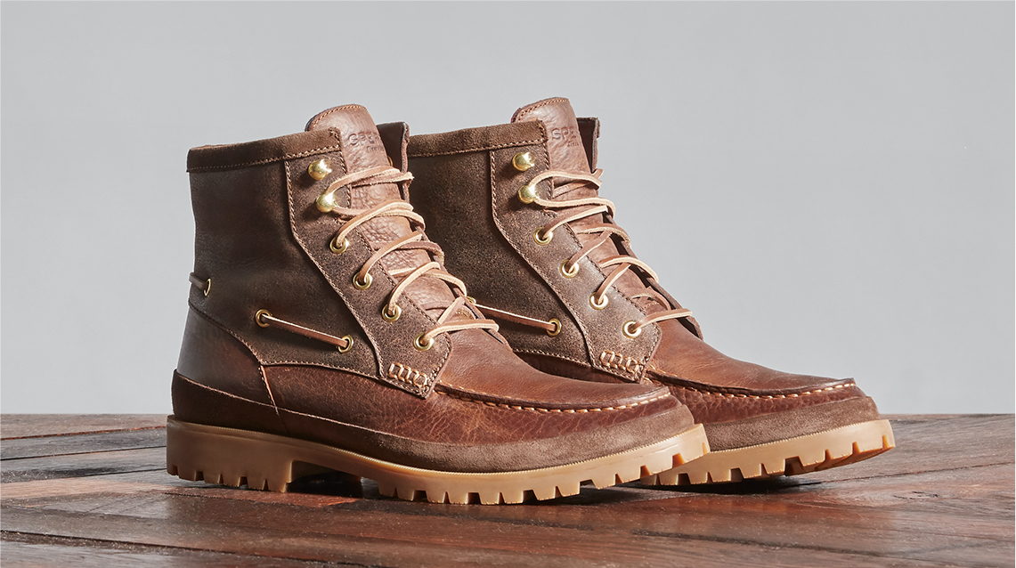 Lug Authentic Original Boots