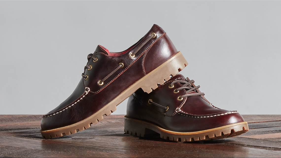 Lug Authentic Original Boat Shoes