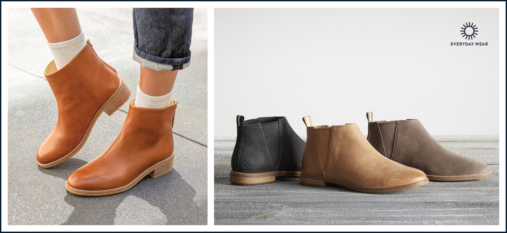 Boots by Sperry: Everyday Wear