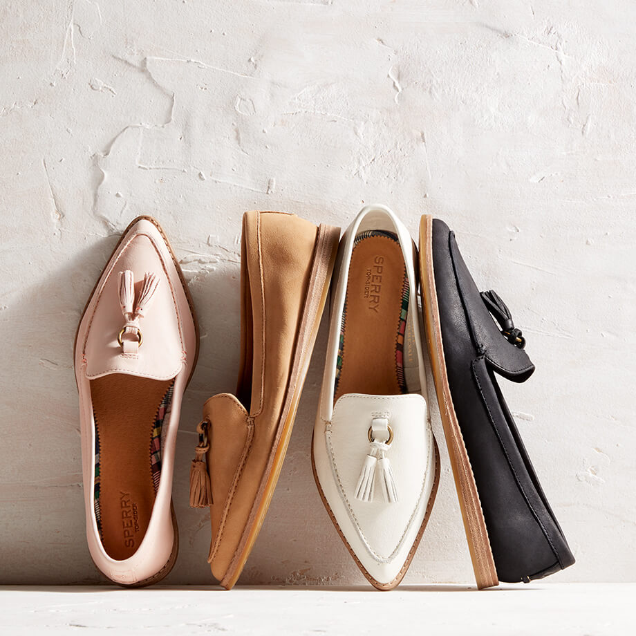 Saybrook Slip-On in a variety of colors.