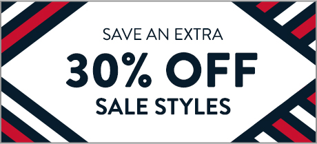 Save An Extra 30% Off Sales Styles