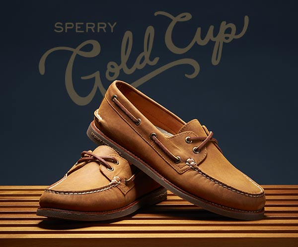 4f3ff2a94d1 Gold Cup A O Collection   Men s Boat Shoes