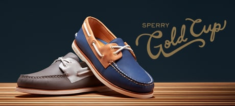 Sperry Gold Cup.